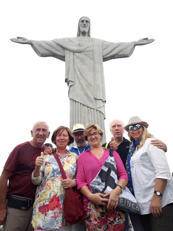 MARIA PIA & AMICI: Rio, la città meravigliosa e le cascate di Iguacu