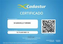 CERTIFICADO CADASTUR