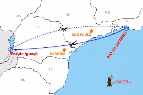 MAPPE TOUR BRAS